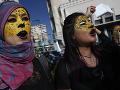 Povolebné násilie si vyžiadalo už minimálne dva životy: FOTO Protesty majú pokračovať