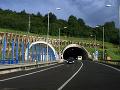 Polícia upozorňuje na úplnú uzáveru tunela Horelica: Neprejdete ním tri týždne
