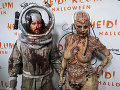 Heidi Klum s manželom Tomom Kaulitzom