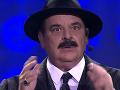 Pavol Topoľský ako Scatman John.