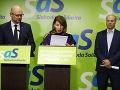 Kandidáti za SaS vyzývajú