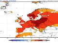 Predpokladané teplotné odchýlky od dlhodobého priemeru v zime 2019/2020 (obr. 3).