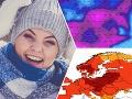 Na Slovensko prichádza zima, meteorológ už vie, aká bude! Čoskoro čakajte snehovú nádielku