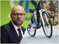 Vystrašený Sulík sa priznal k nehode: Zrážka s cyklistom a verejné ospravedlnenie