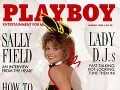 Sally Field na obálke Playboya