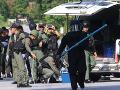 Povstalci zaútočili na kontrolné stanovištia: Streľba si vyžiadala až 15 obetí, niekoľko zranených