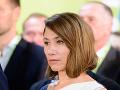 Tieto voľby do NR SR budú najdôležitejšie v histórii Slovenska, myslí si Nicholsonová
