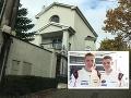 Maskovaní zlodeji úradovali v Malchárkovej vile: FOTO Exminister ich vyrušil, chceli trezor!