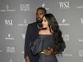 Kanye West s manželkou Kim Kardashan