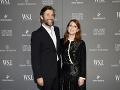 Podujatia sa zúčastnila aj herečka Julianne Moore s manželom Bartom Freundlich.