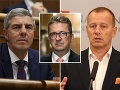 Glváč pri odstupovaní žiadal očistenie politiky: Bugár ho vysmial, Kollár poprel zoznámenie s Kočnerom