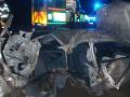 Nočná tragédia na Mělnicku: Mladík autom narazil do stromu, jeho dvaja spolupasažieri zomreli