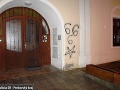 Mladí Prešovčania poškodili národnú kultúrnu pamiatku.