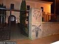 Prešovčanom sa naskytol otrasný pohľad: FOTO Vandali zneuctili národnú kultúrnu pamiatku, polícia ich obvinila