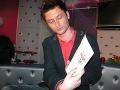 Matej Koreň v časoch druhej série Superstar