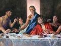 FOTO Kto zastrelil Ježiša? Obraz Poslednej večere odhalil hrozivú skutočnosť