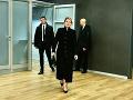 Prezidentka Čaputová po návrate z Berlína