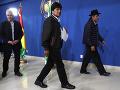 Nepokoje v Bolívii neutíchajú: Morales žiada o pomoc samotného pápeža