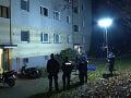 Otrasný čin v Hamburgu, neznámy muž položil na ulicu mŕtve ženské telo