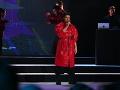 Odovzdávanie otvorila speváčka Katarzia.