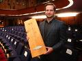 Peťo Brajerčík si odniesol cenu za najlepší mužský herecký výkon.