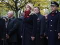 Prezidentka Čaputová: Vojaci by mali životy vystavovať riziku, len ak je to nevyhnutné