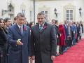 VIDEO Výročie Nežnej revolúcie má na Slovensku a v Česku spájať, tvrdí Pellegrini