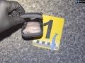 Policajti prekvapili muža v Hlohovci: FOTO Našli u neho 300 dávok pervitínu, poriadne si zavaril