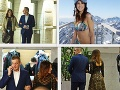 Malchárek rok a pol po rozvode: FOTO Nová sexi brunetka po jeho boku! V plavkách očarila Slovensko