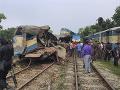 Sekunda, ktorá všetko zmenila: FOTO Hrozná zrážka vlakov, o život prišlo najmenej 15 ľudí
