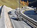 Dráma vo Švajčiarsku: Auto