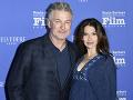 Alec Baldwin a jeho manželka Hilaria