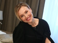 Slovenská herečka otvorene: V