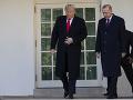 Erdogan navštívil USA: Trump ho privítal ako dobrého priateľa