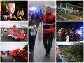 Slovensko sa ponorí do štátneho smútku: Pri nehode zahynuli aj štyri deti, traja ľudia stále bojujú o život