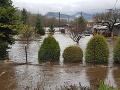 Meteorológovia varujú: Na viacerých miestach môžu v noci vzniknúť povodne