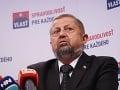 Štátna volebná komisia rozhodla: Štefan Harabin môže kandidovať
