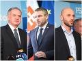 Strany tu majú ďalší PRIESKUM: Kiskovci a PS/Spolu pokračujú v raste, SaSka v zóne ohrozenia