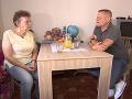 Vilo Rozboril v relácii privítal aj mamu zosnulého novinára Paľa Rýpala.
