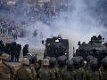 VIDEO Počet obetí protestov v Bolívii od piatku vzrástol: Zahynuli ďalší štyria ľudia
