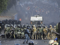 Stúpenci Eva Moralesa vyšli v Bolívii do ulíc: Počas demonštrácie zastrelili päť ľudí