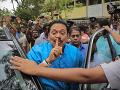 Srí Lanka si volí prezidenta: Víťazom volieb má byť brat Mahindu Rádžapaksu