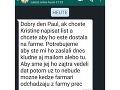 Paul na Instagrame zverejnil aj časť komunikácie s ľuďmi z Markízy