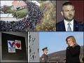 MIMORIADNY ONLINE 30. výročie Nežnej revolúcie: Česi pochodujú ulicami, silný odkaz zo Slovenska