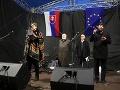 30. výročie Nežnej revolúcie v Bratislave