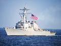 Spojené štáty opäť zašli až na hranu: Cvičenie v Juhočínskom mori blízko čínskych plavidiel
