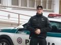 Hrdina (24) z Piešťan neváhal ani sekundu: Mladý policajt v čase voľna zachránil dvoch ľudí