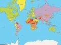 Cestovateľská MAPA najnebezpečnejších krajín roku 2020, pozor aj na najnebezpečnejšie ulice sveta!