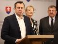 SNS schválilo kandidátku, Danko ju predstavil naživo: Opäť si kopol do Pellegriniho