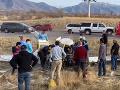 VIDEO Na americkej diaľnici havarovalo lietadlo: Nezvratný osud? Z tohto behá mráz po chrbte